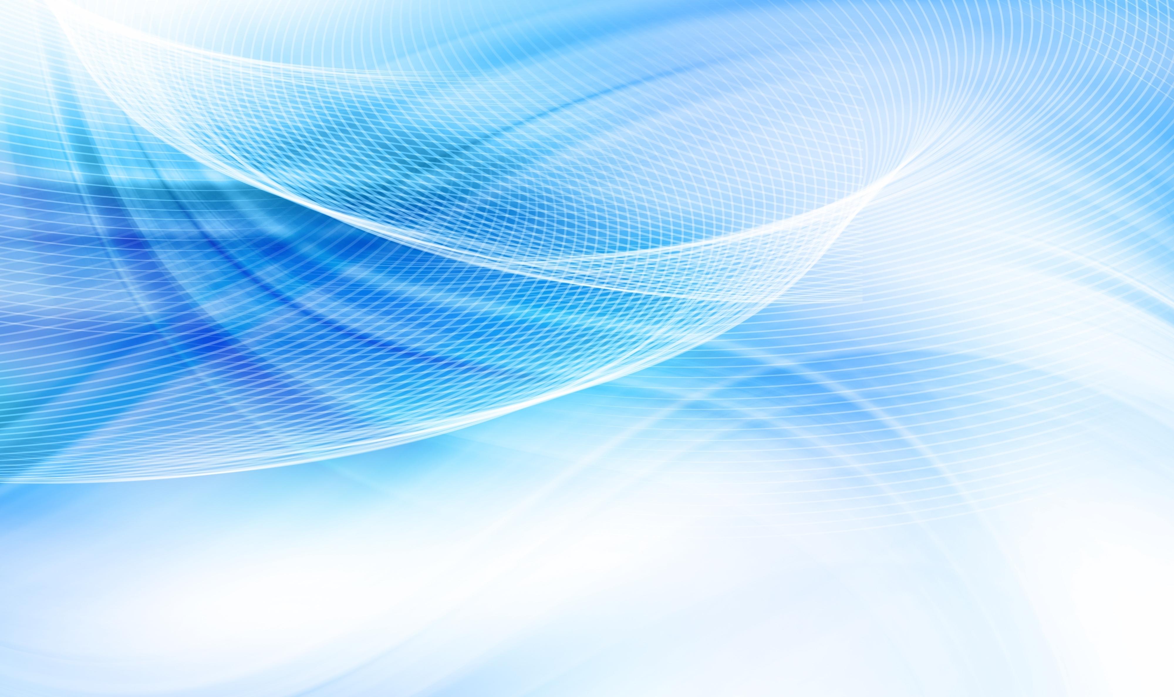 абстракция синяя фото