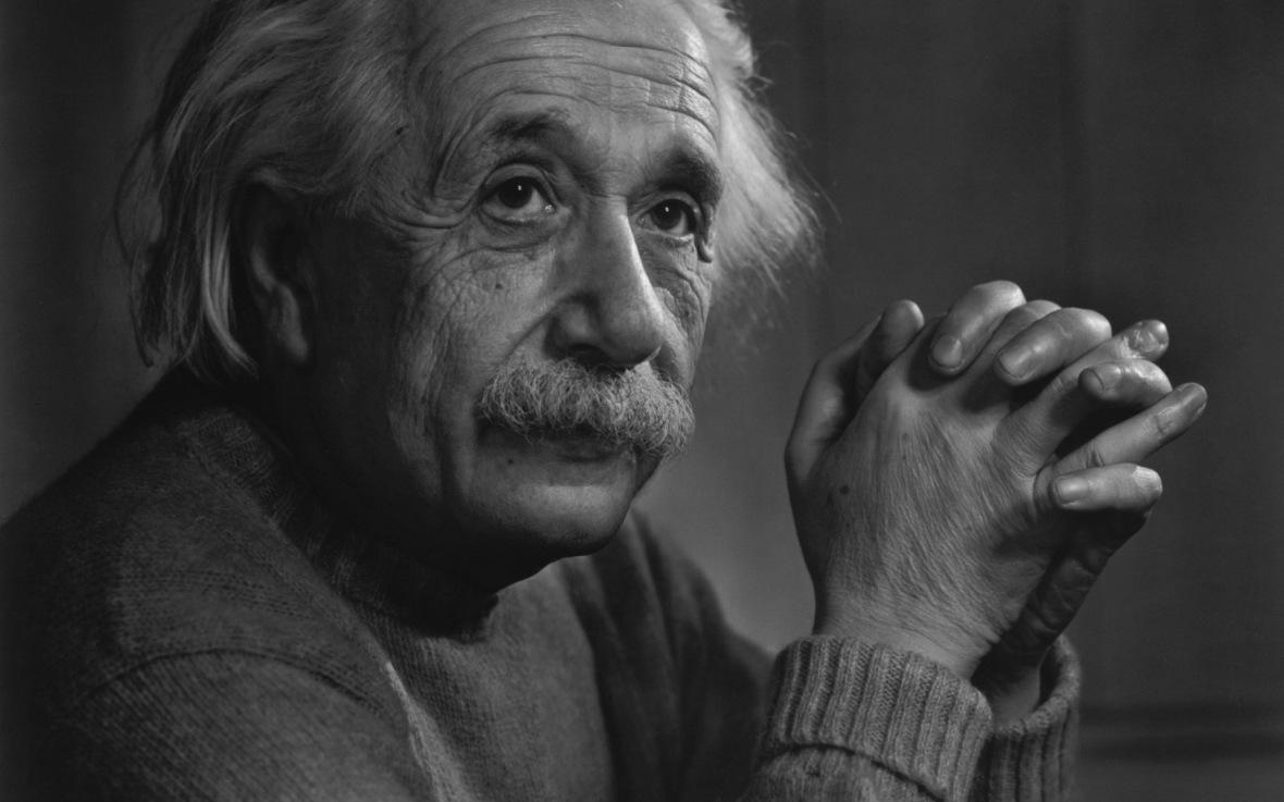 Ալբերտ Էյնշտեյն